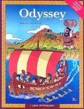 I LOVE MYTHOLOGY ODYSSEY
