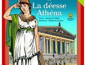 LACROPOLE ET LA DEESSE ATHENA