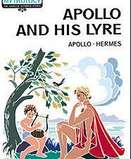 APOLLO AΝD HIS LYRE (APOLLO-HERMES)
