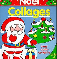 FETONS NOEL COLLAGES
