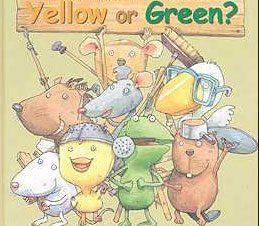 YELLOW OR GREEN? (ΔΕΜΕΝΟ)